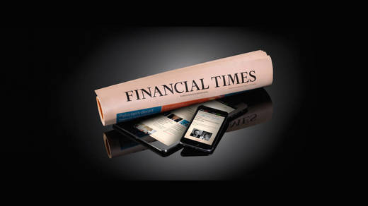 The Financial Times promo photo