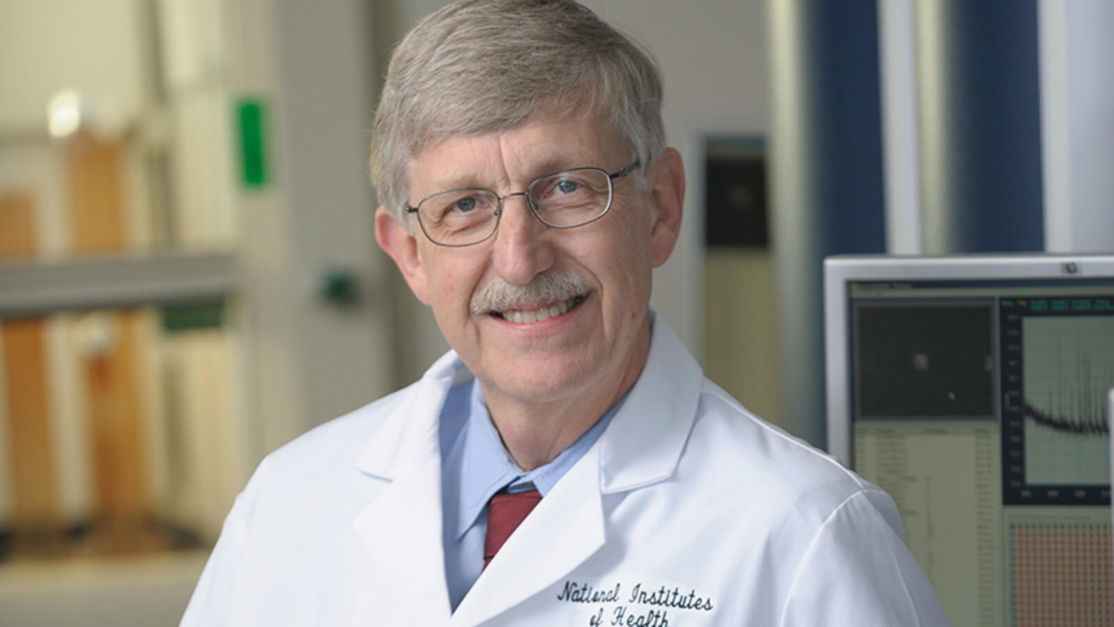 Francis s collins photo 1600x900