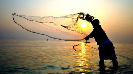 Cast the net wider