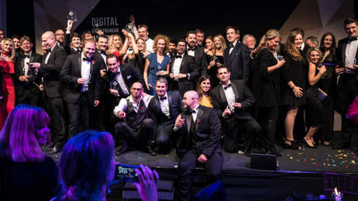 Thumb Photo of the award ceremony