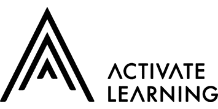 Activate learning logo 720x360