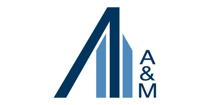 Alvarez marsal logo white