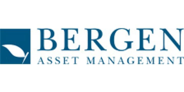 Bergen logo white