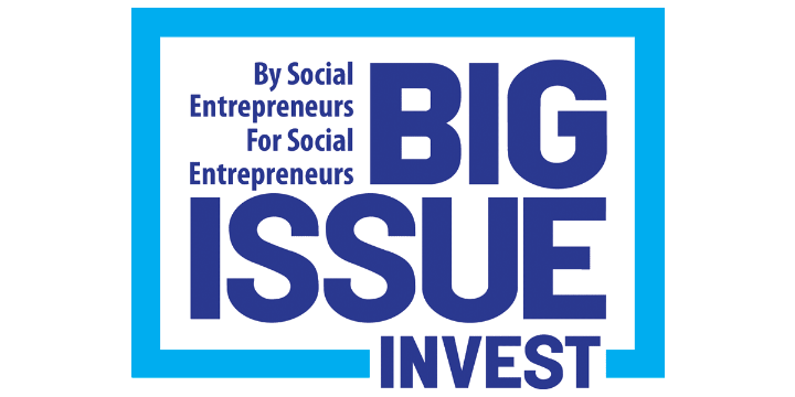 Big issue invest logo