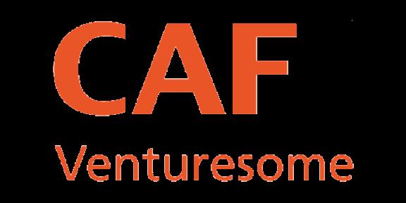 Caf venturesome logo