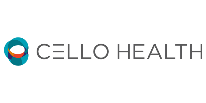 Cello health logo 720x360