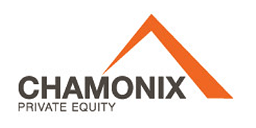 Chamonix logo 360 white