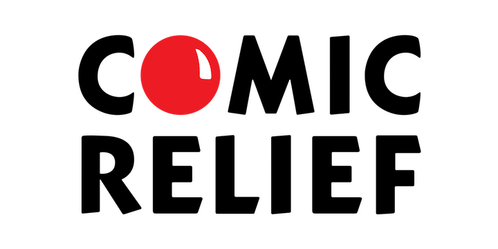 Comic relief logo 720x360