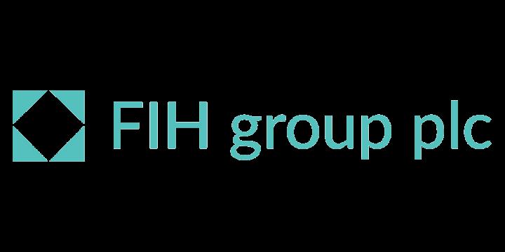 Fih group plc logo 720x360