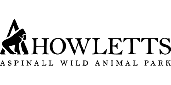 Howletts wild animal park and port lympne hotel and reserve logo