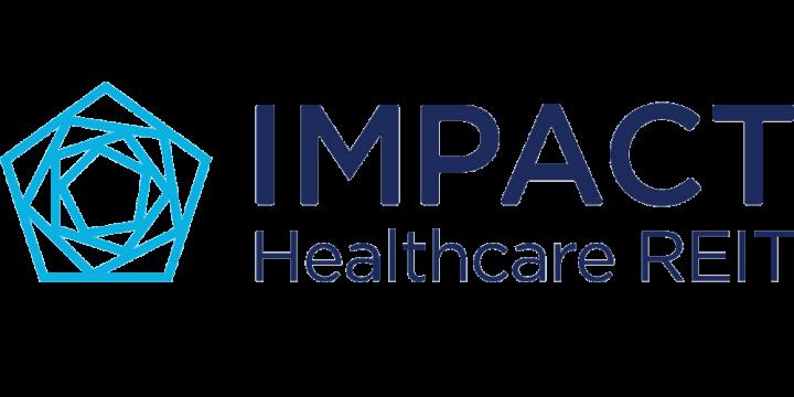 Impact healthcare reit logo 720x360