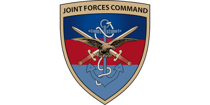 Joint forces command logo