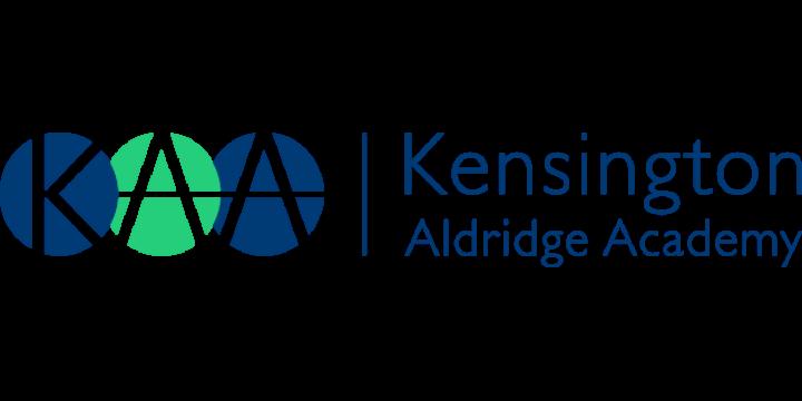 Kensington aldridge academy logo 720x360