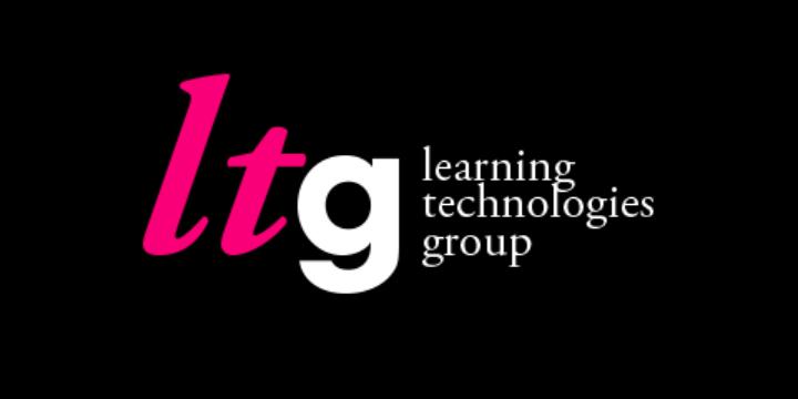 Ltg logo black