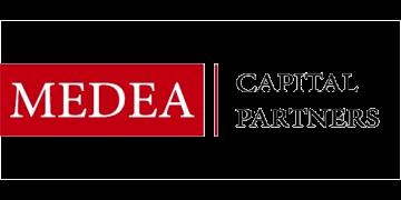 Medea capital partners logo 360x180