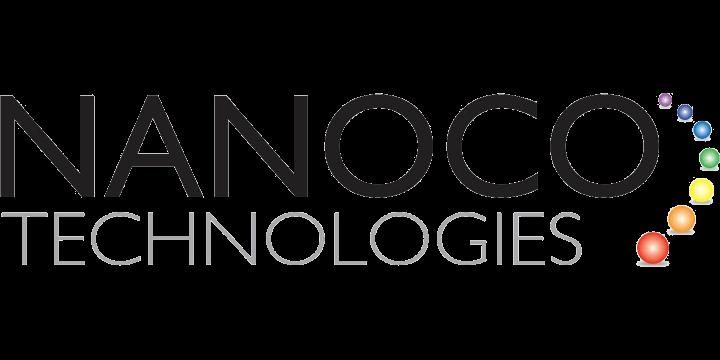Nanoco technologies logo 720x360