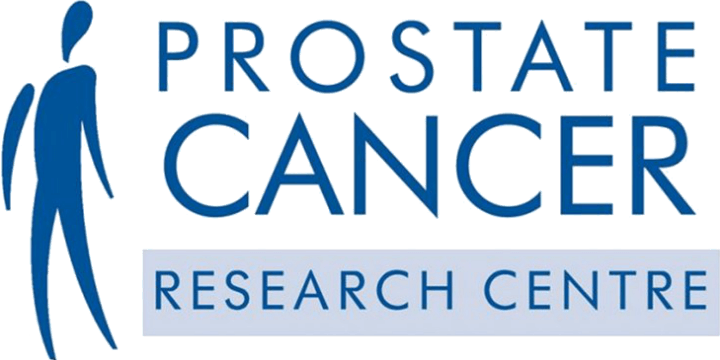 Prostate cancer research centre logo 720x360