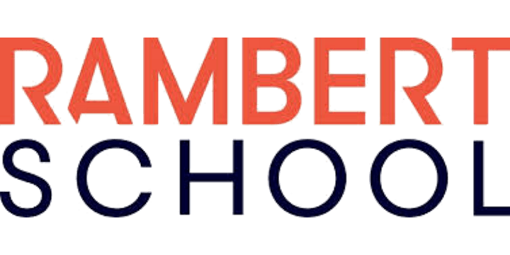 Rambert school logo 720x360