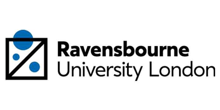 Ravensbourne university london logo 720x360