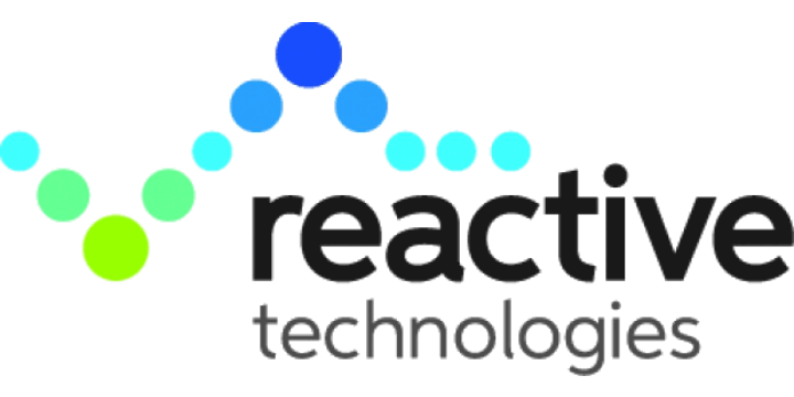 Reactive technologies logo 720x360