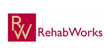 Rehab works logo 360 white
