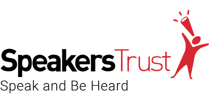 Speakers trust logo 720x360
