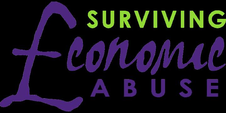 Surviving economic abuse logo 720x360