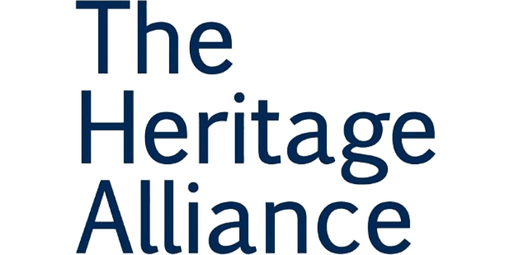 The heritage alliance logo 720x360
