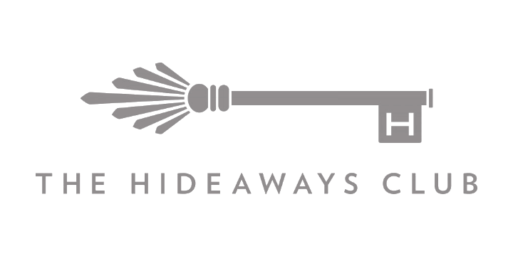 The hideaways club logo