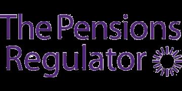 The pension regulator logo 360x180