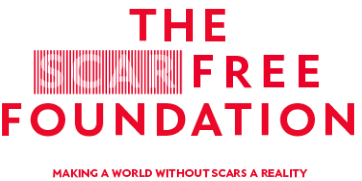 The scar free foundation logo 720x360
