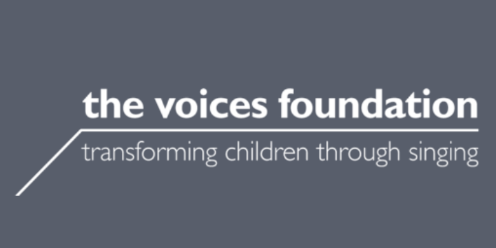The voices founation logo