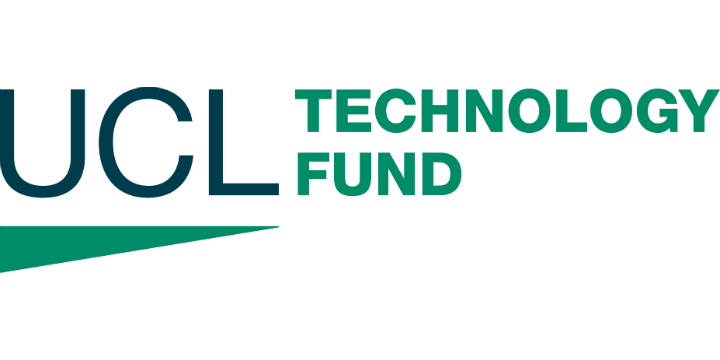 University college london technology fund logo 720x360
