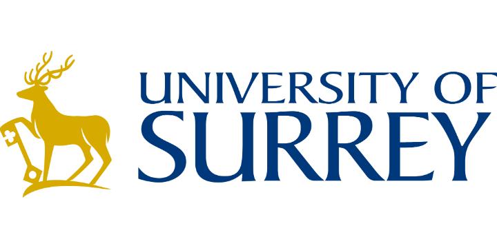 University of surrey logo 720x360