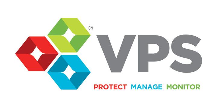 Vps logo white